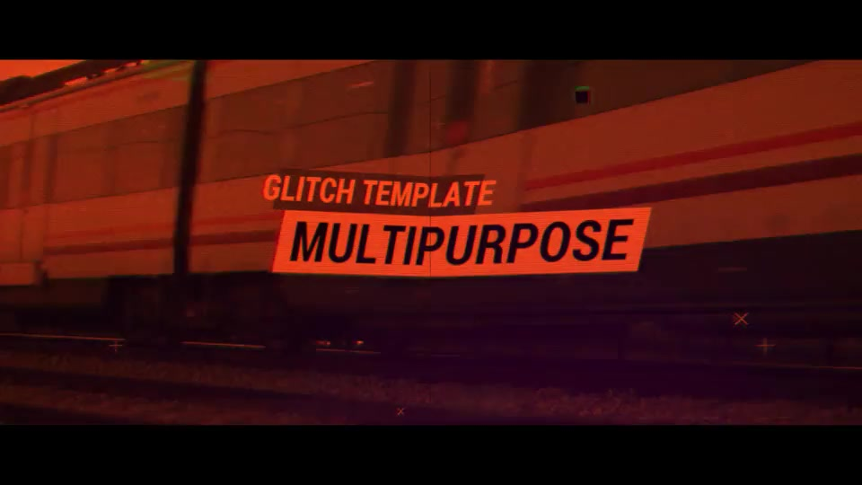Glitch Design Opener - Download Videohive 22694949