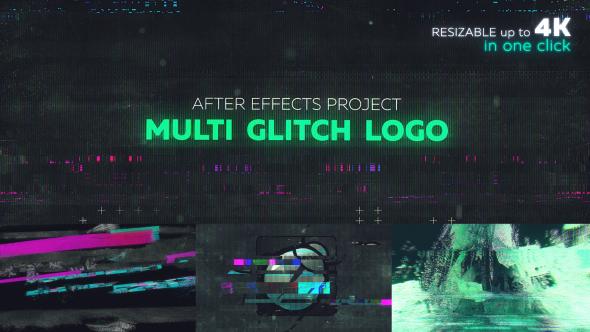 Glitch Logo - Download Videohive 21142729