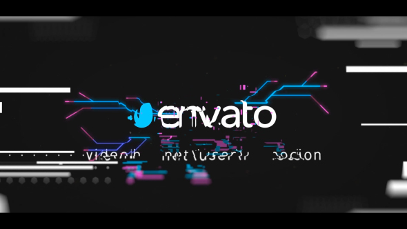 Glitch Logo Reveal - Download Videohive 19640249