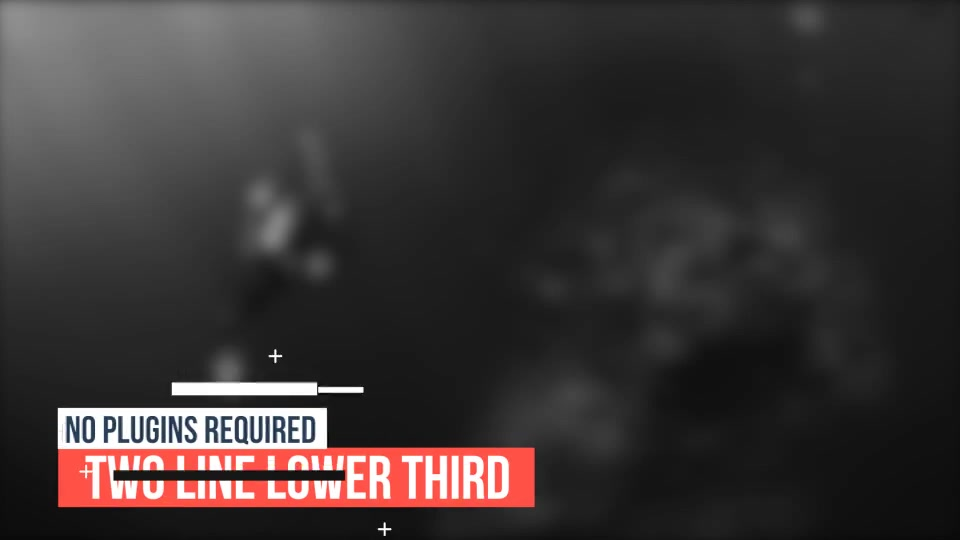 Glitch Lower Thirds - Download Videohive 15700188