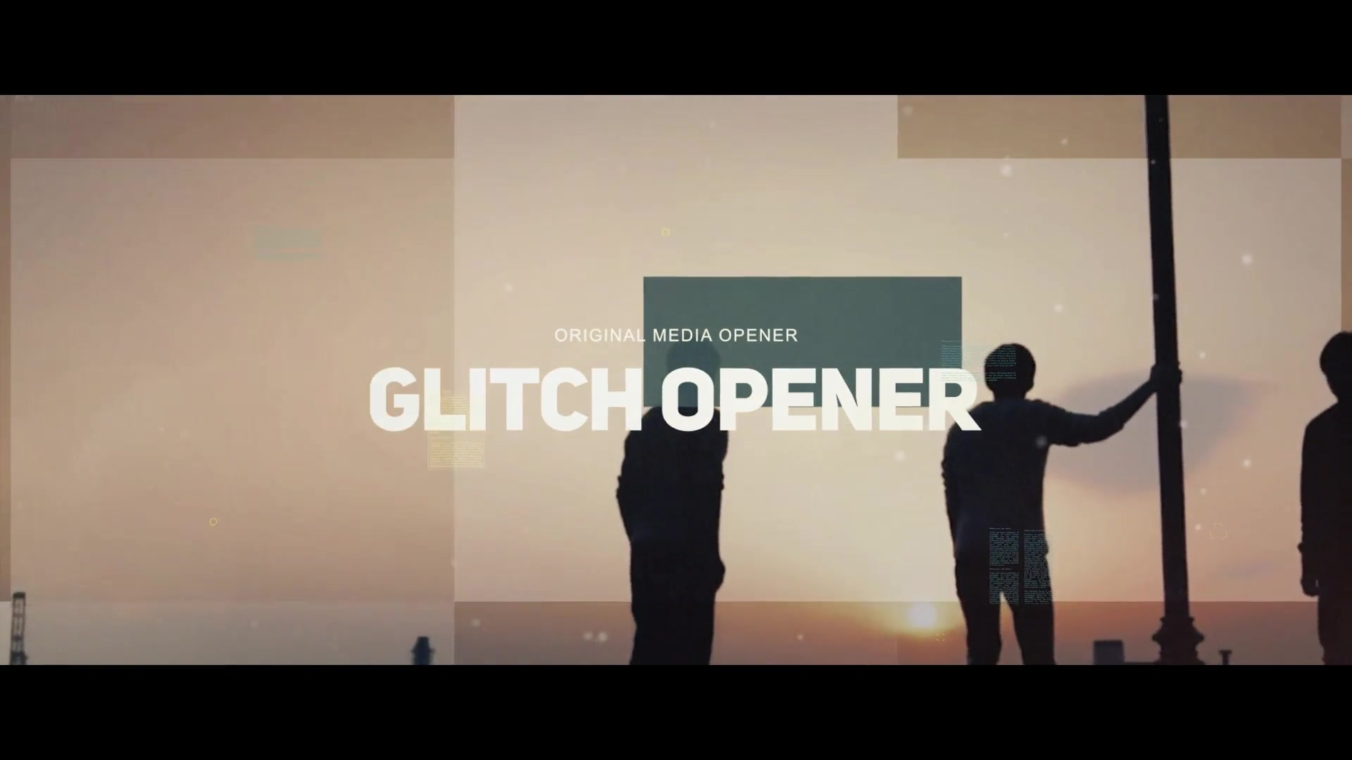 Glitch Media Opener - Download Videohive 20519767