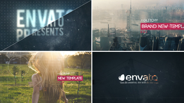 Glitch Slideshow 4 - Download Videohive 11610578