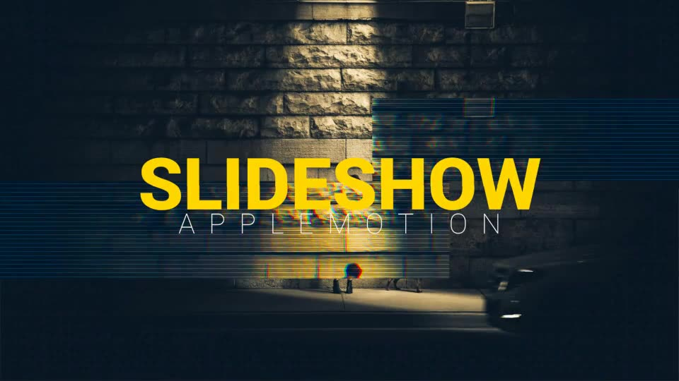 Glitch Slideshow - Download Videohive 11195332