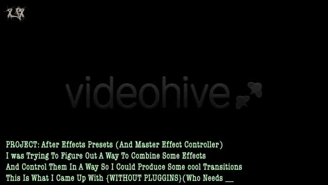 Glitch Twitch RGB TV Noise - Download Videohive 1463300