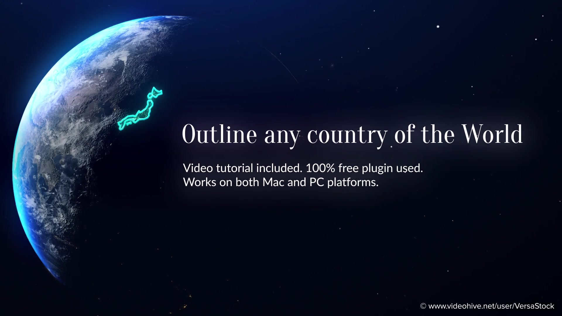 Global Economics From Space Infographics Videohive 25031384 After Effects Image 11