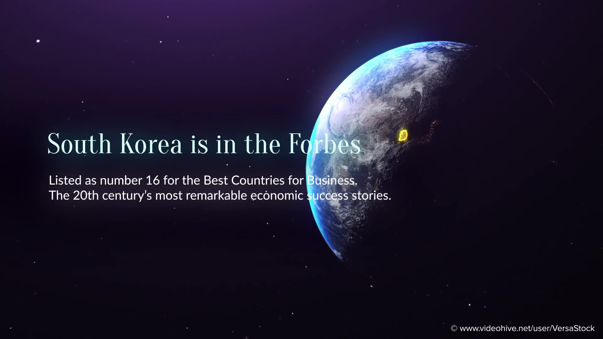 Global Economics From Space Infographics Videohive 25031384 After Effects Image 2