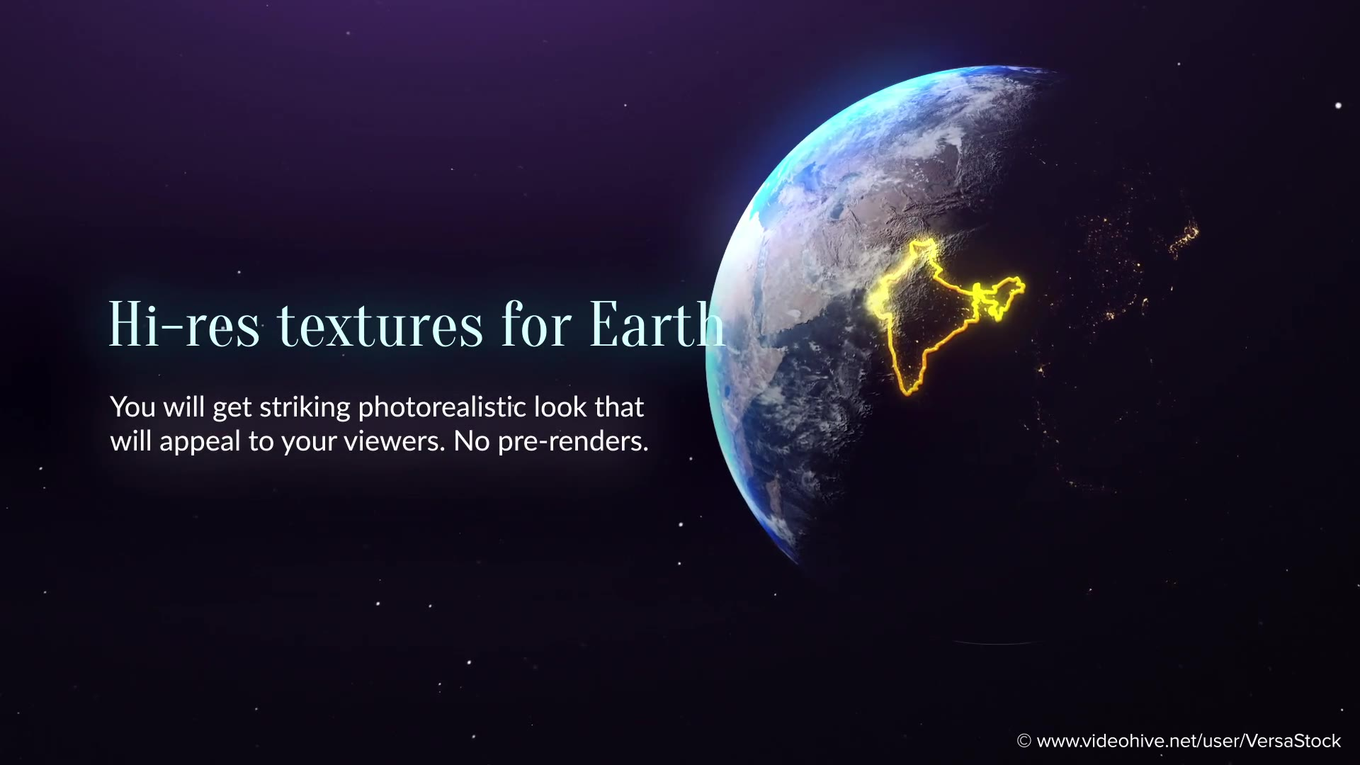 Global Economics From Space Infographics Videohive 25031384 After Effects Image 3