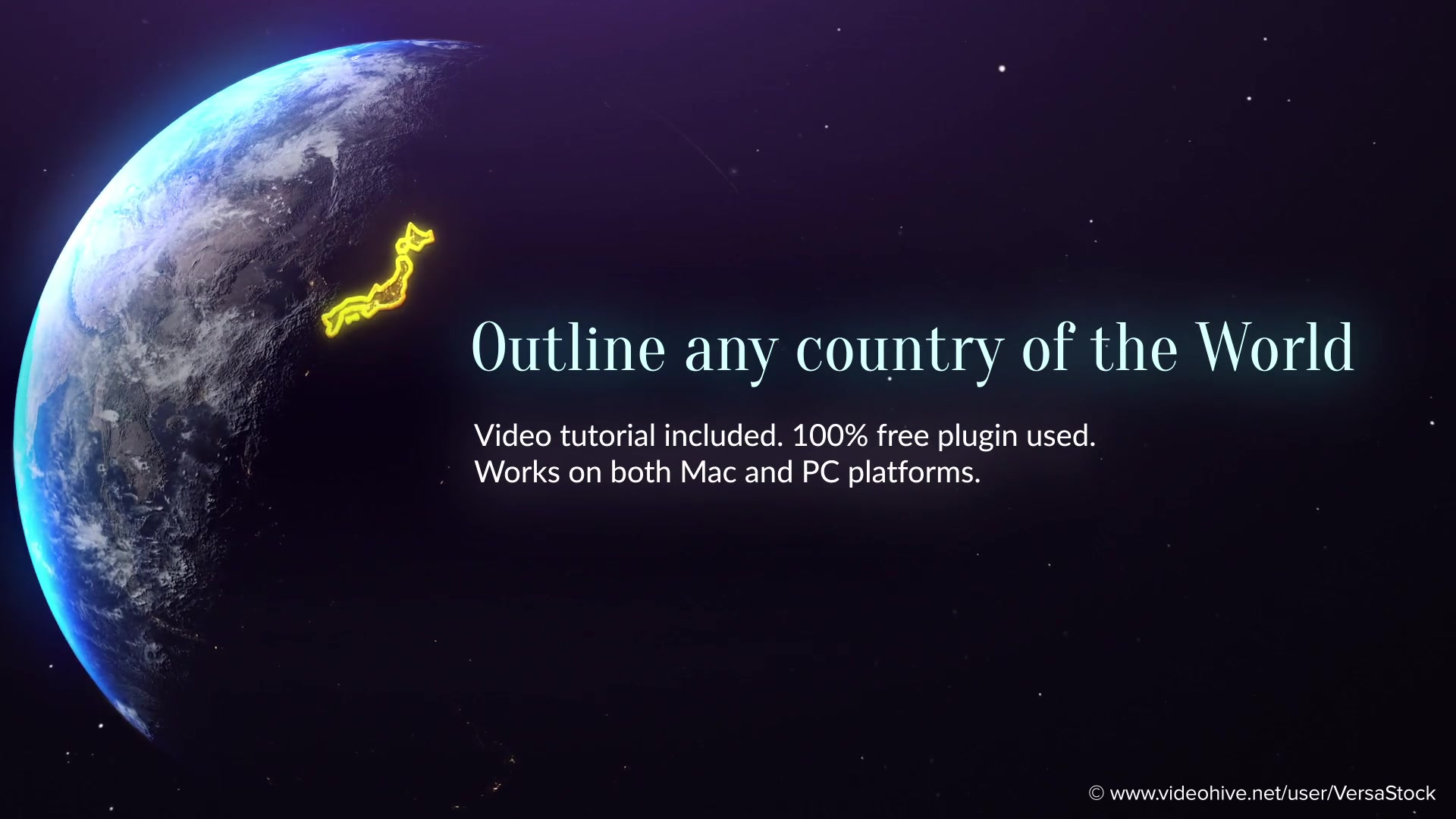 Global Economics From Space Infographics Videohive 25031384 After Effects Image 5