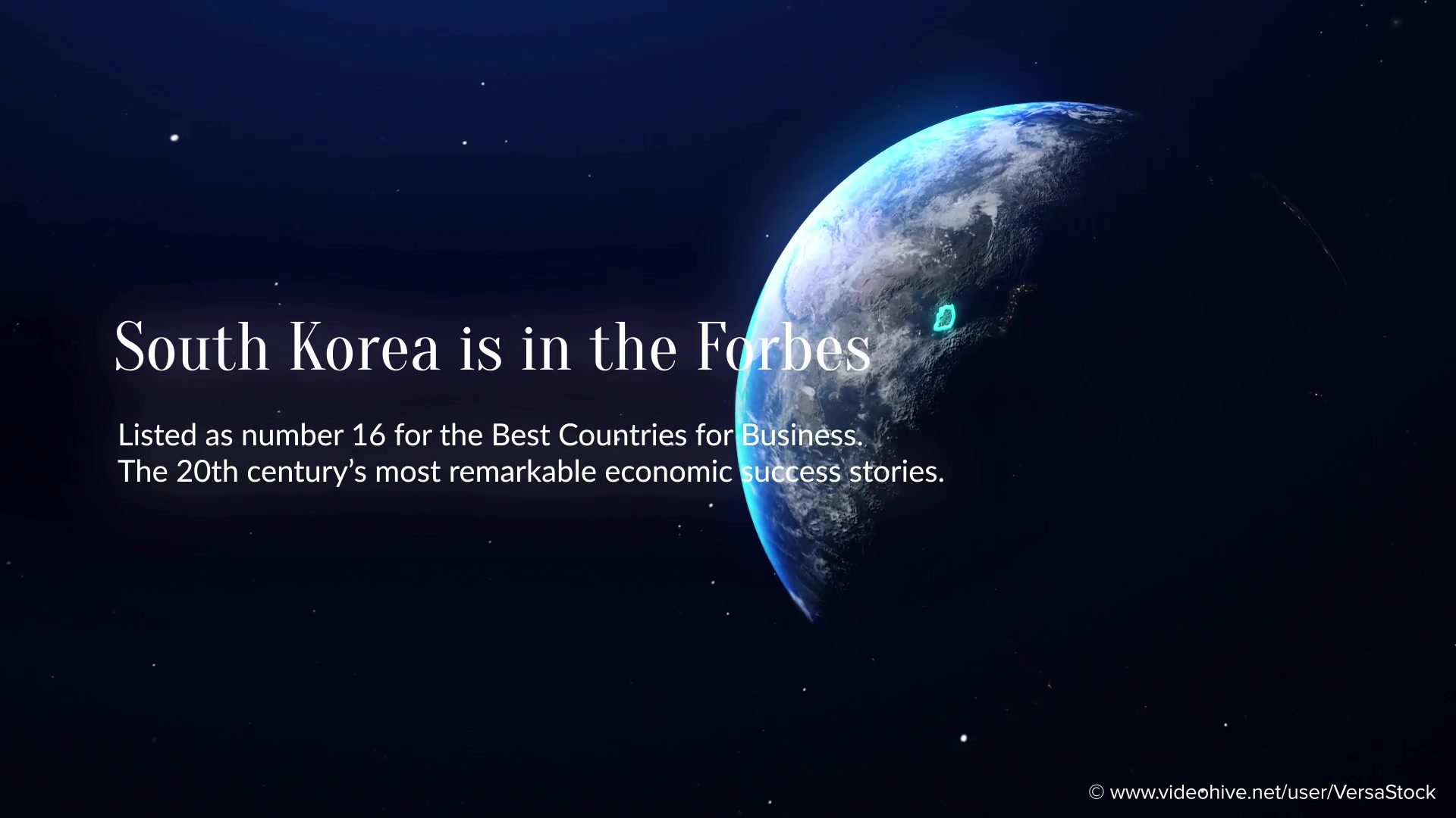 Global Economics From Space Infographics Videohive 25031384 After Effects Image 8
