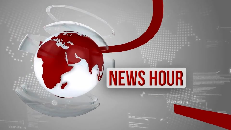 Global News Intro Title - Download Videohive 13835475