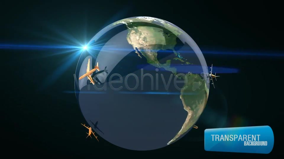 Global Transportation & Communication - Download Videohive 130555