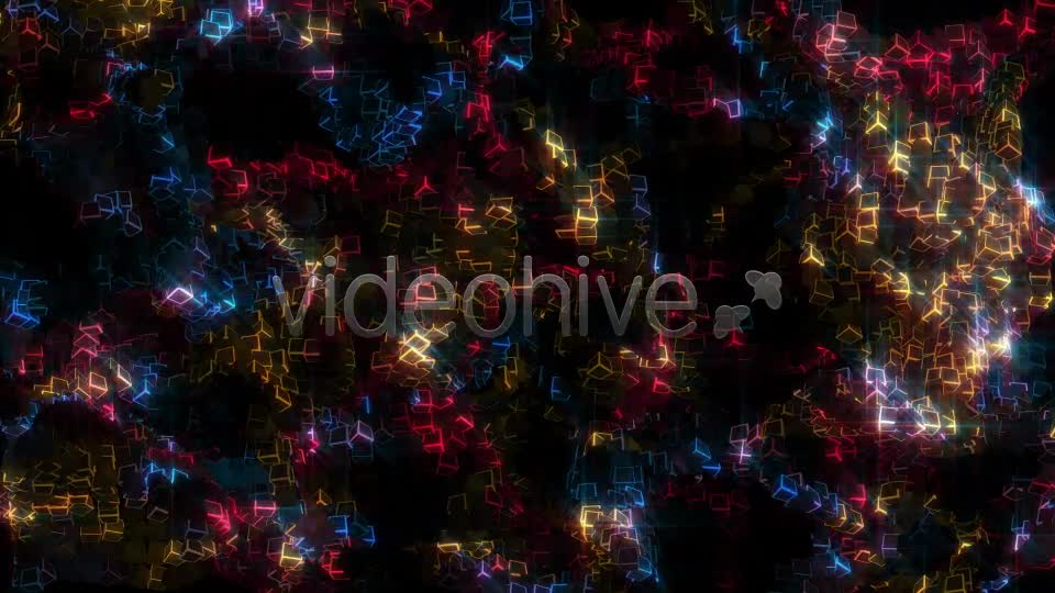 glowing cubes particles download videohive 8336743