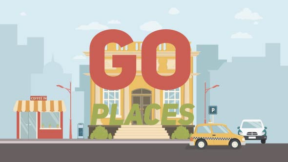 Go Places Toolkit 200 Animated Elements - Download Videohive 19341859