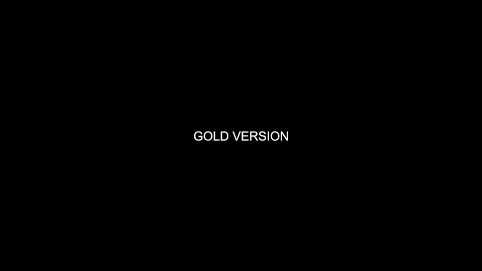 Gold silver logo reveal - Download Videohive 20134368