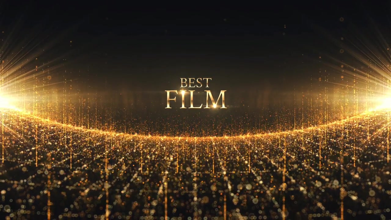 Golden Award Titles - Download Videohive 19759831