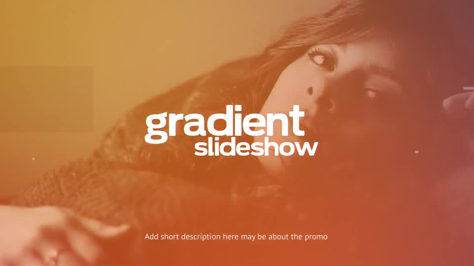 Gradient Slideshow - Download Videohive 19453338
