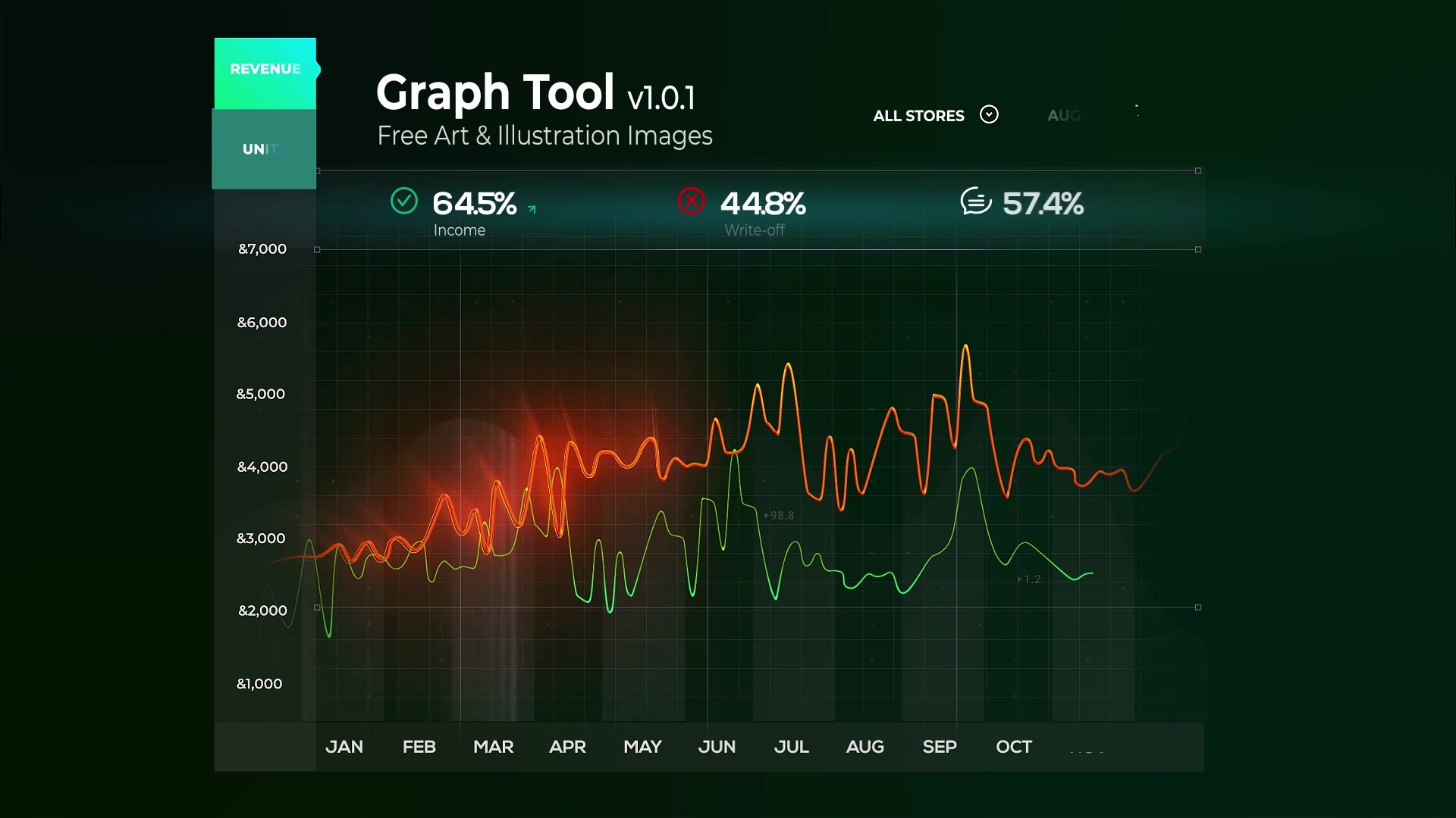 Graph Tool | Infographics Сharts Bundle Videohive 29124362 After Effects Image 12