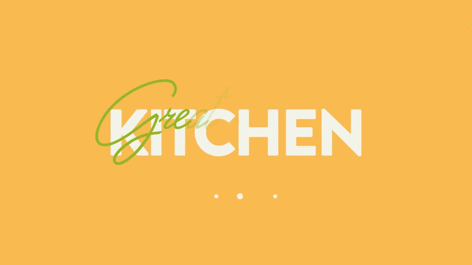 Great Kitchen - Download Videohive 18471185