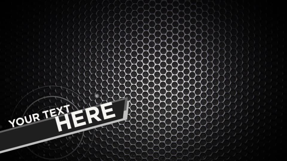 Grey Lower Third - Download Videohive 13653