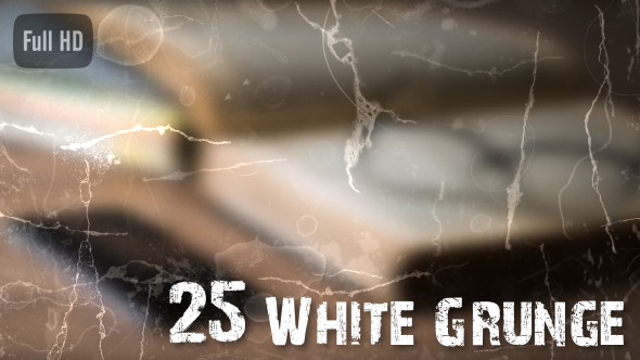 Grunge Overlays Pack 25 Grunge Effect - Download Videohive 15453750