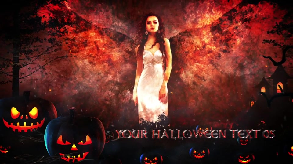 Halloween Broadcast Pack - Download Videohive 22695985