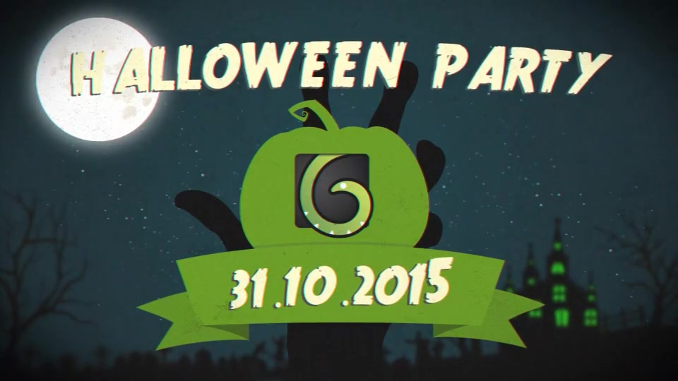 Halloween Logo - Download Videohive 13274032