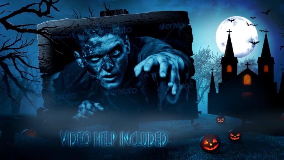 Halloween Special Promo Apple Motion - Download Videohive 9069550