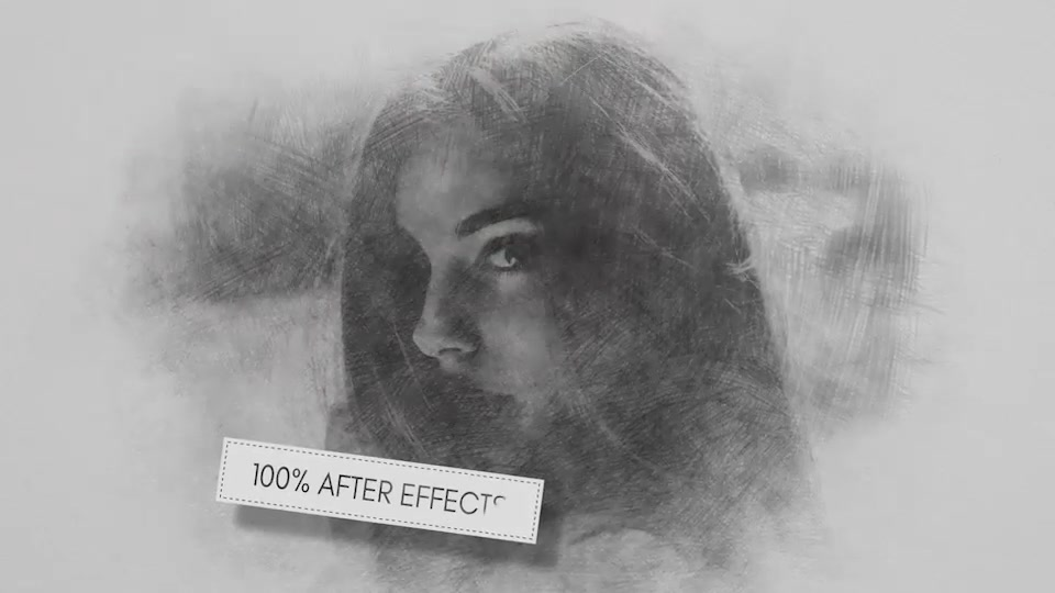 Hand Drawn Sketch Photo - Download Videohive 21087383