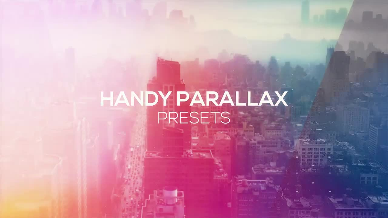 Handy Parallax Presets - Download Videohive 19498525