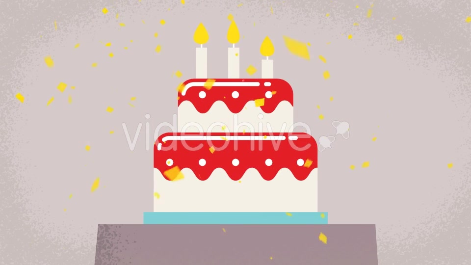 Happy Birthday Opener - Download Videohive 20935544