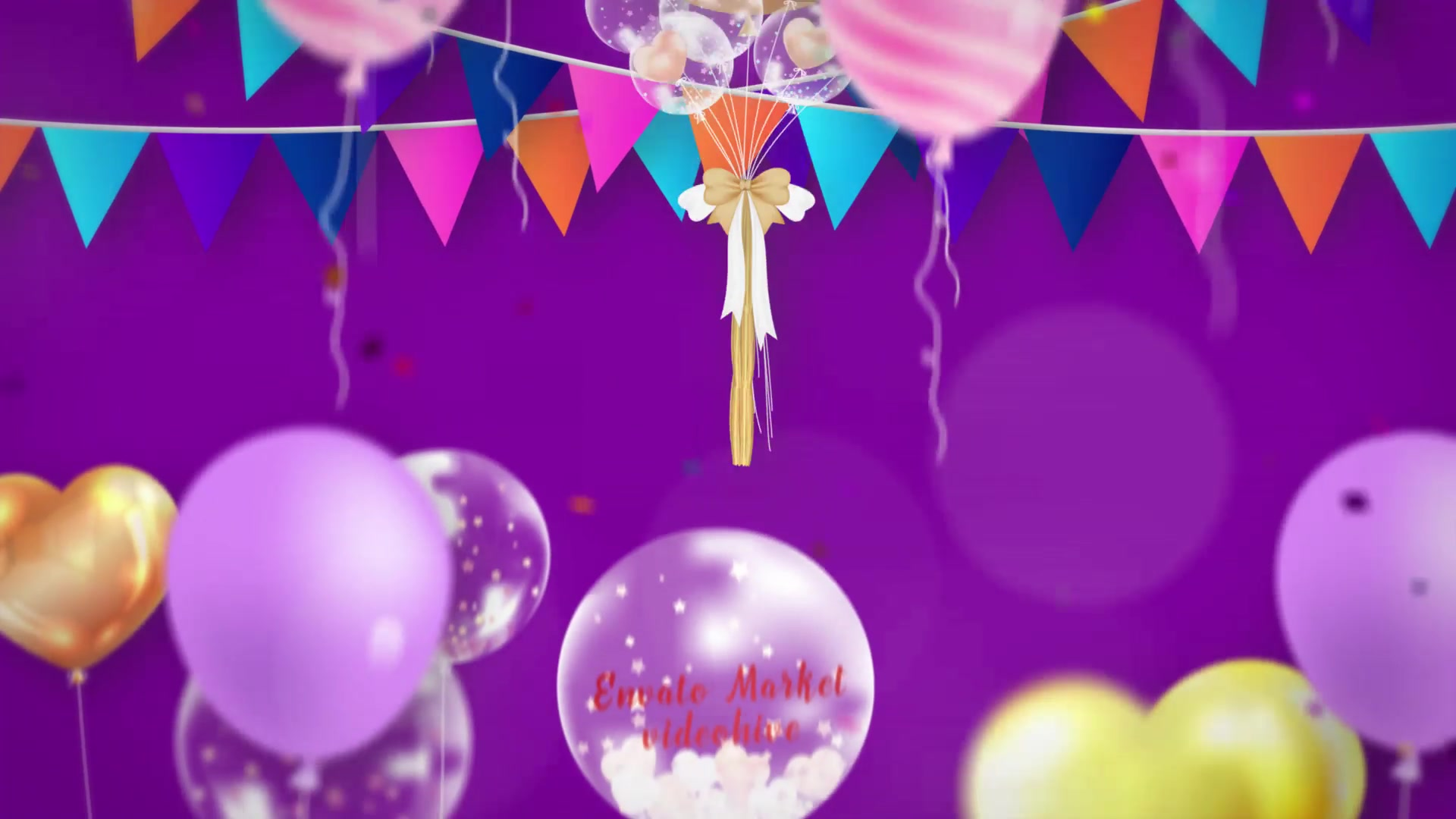 Happy Birthday Opener Videohive 31642133 After Effects Image 4
