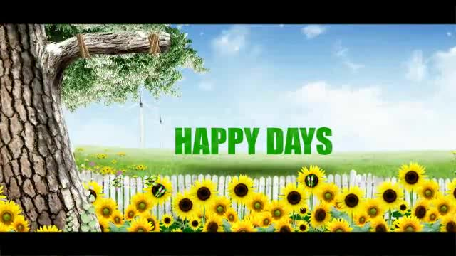 Happy Days - Download Videohive 3855884