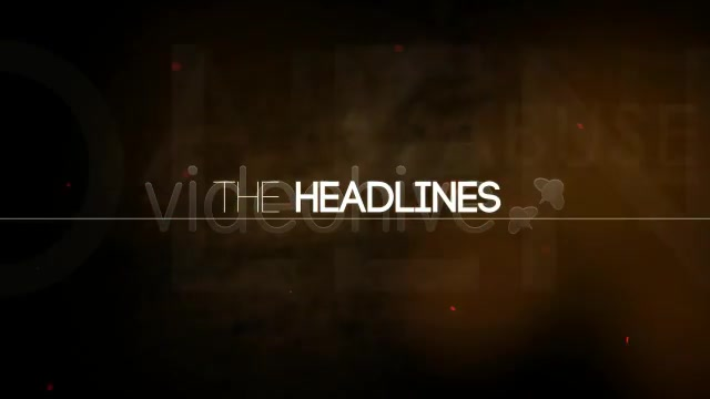 Headlines Videohive 2973228 After Effects Image 10