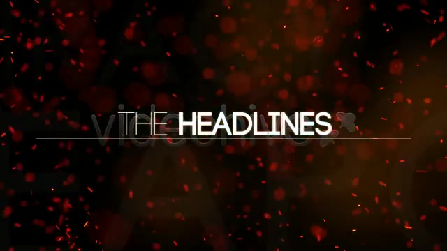 Headlines Videohive 2973228 After Effects Image 9