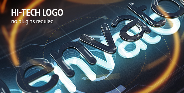 Hi Tech Logo - Download Videohive 7533061