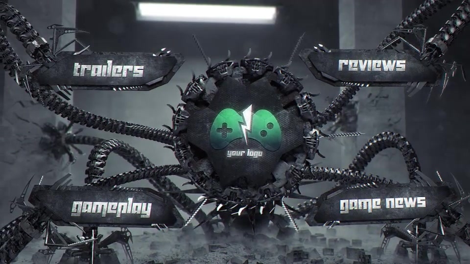 Hi Tech Monster 3 - Download Videohive 7048244