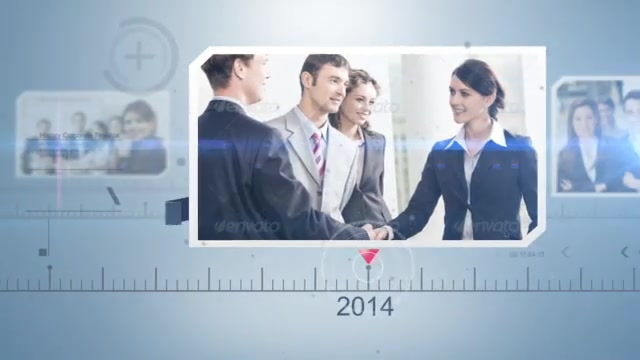 History Corporate Timeline - Download Videohive 9375495