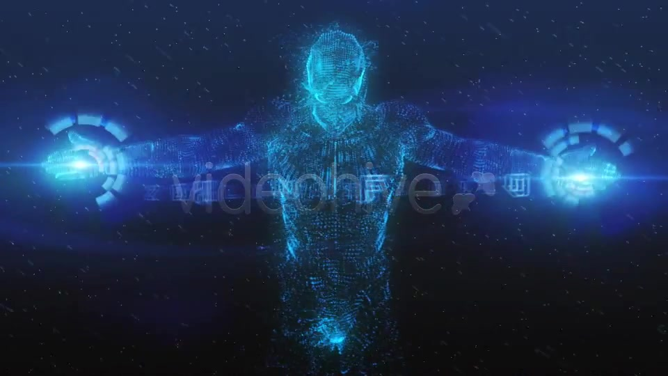 Holographic Presentation - Download Videohive 631936