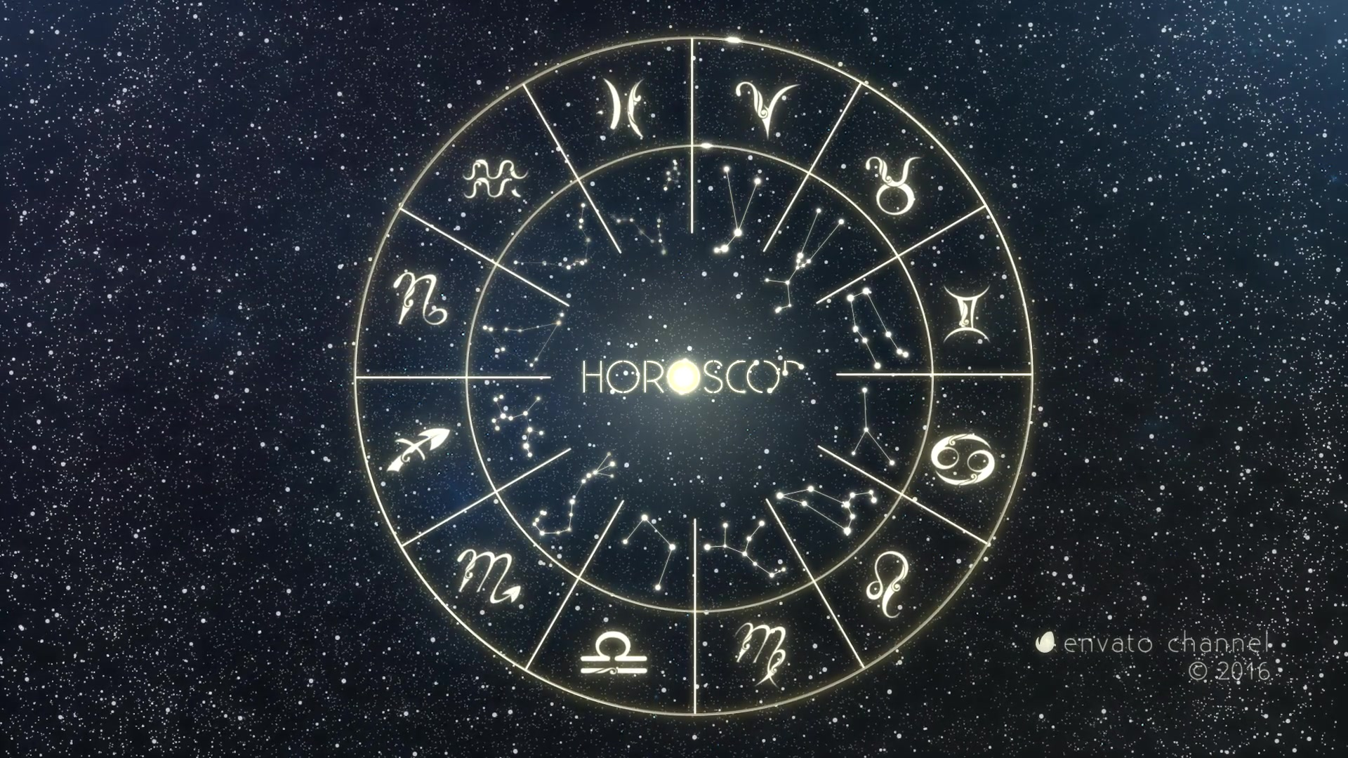 Horoscope Broadcast Pack - Download Videohive 15380124