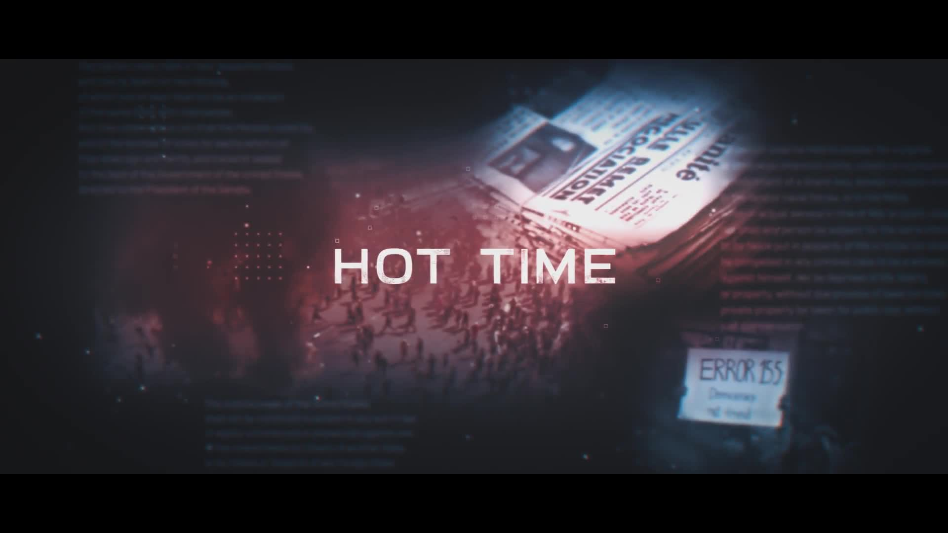 Hot Time - Download Videohive 22870273