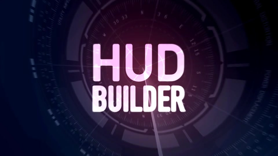 HUD Builder - Download Videohive 17555838