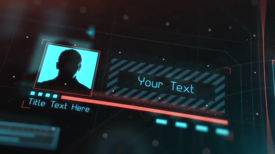 Hud Cinematic Titles - Download Videohive 18445884