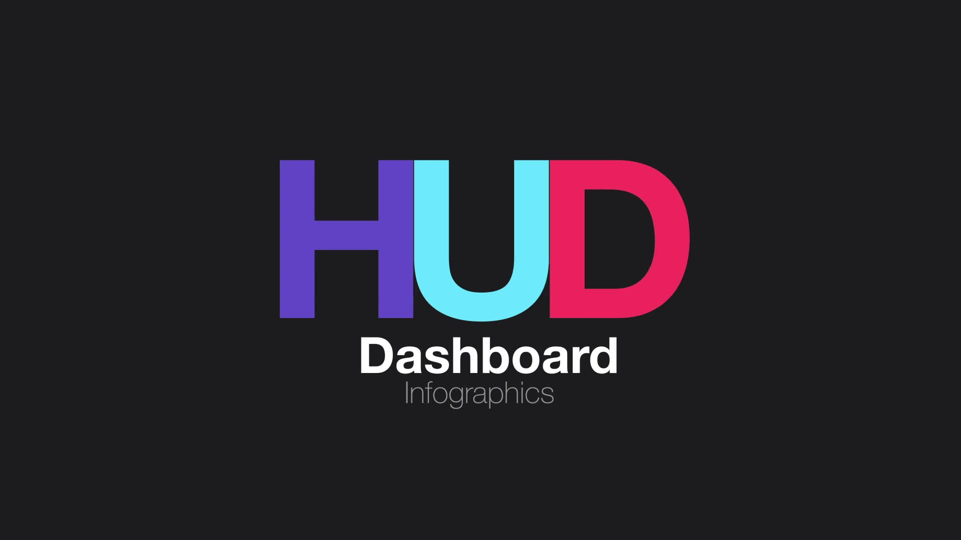 HUD Dashboard Infographics Essential Graphics for Premiere Pro Videohive 31652530 Premiere Pro Image 1