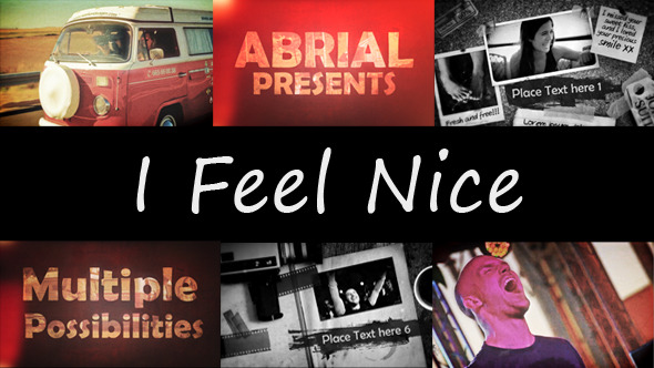 I Feel Nice - Download Videohive 4130013