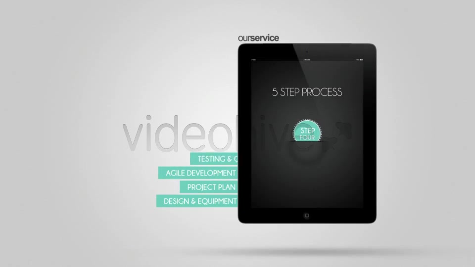 iFolio: Portfolio After Effects Template - Download Videohive 2067007