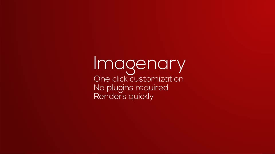 Imagenary - Download Videohive 7088199