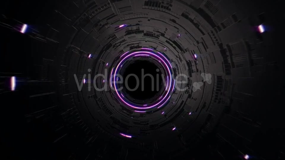 In Space Ship 4K - Download Videohive 20215020