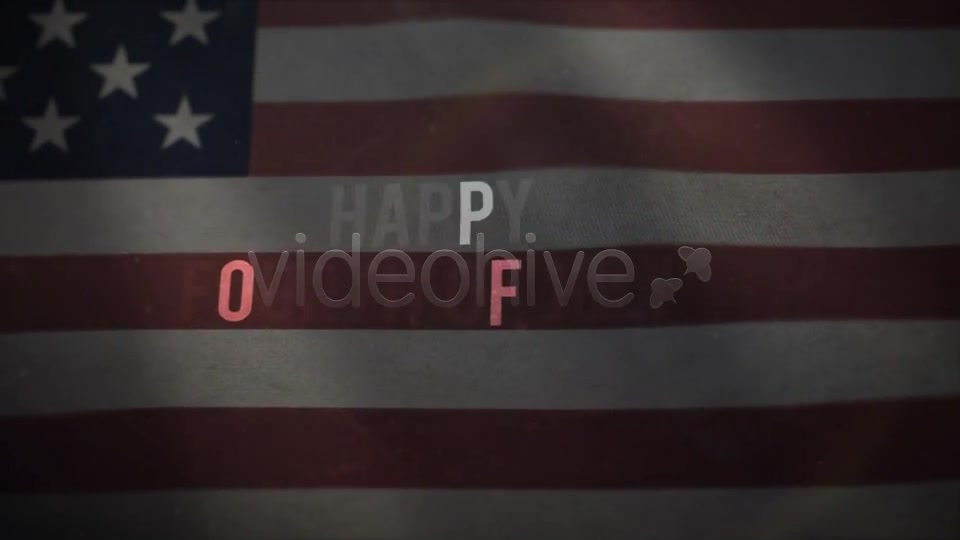 Independence Day Animation - Download Videohive 4948071
