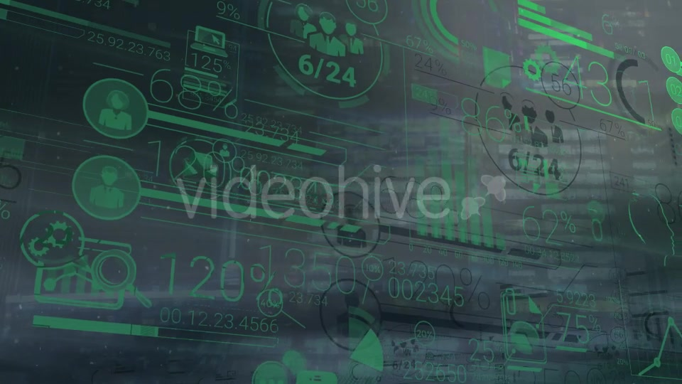 Infographics Of Figures And Data - Download Videohive 20833392