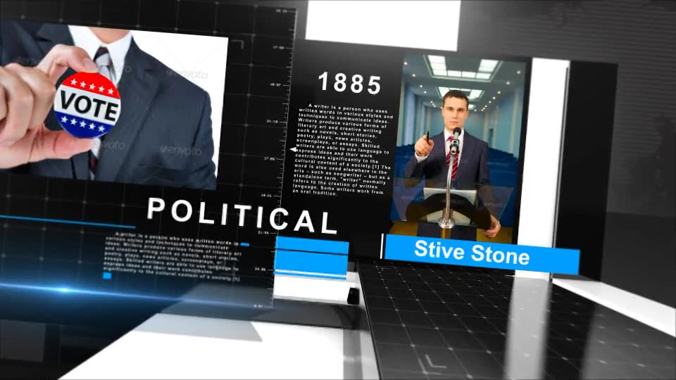 Information News - Download Videohive 8988330